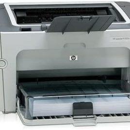 HP LASER JET P1505n