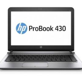 HP PROBOOK 430 G3 CORE I3 SSD